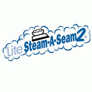 Lite Steam-A-Seam 2ⓇDouble Stick Fusible Web