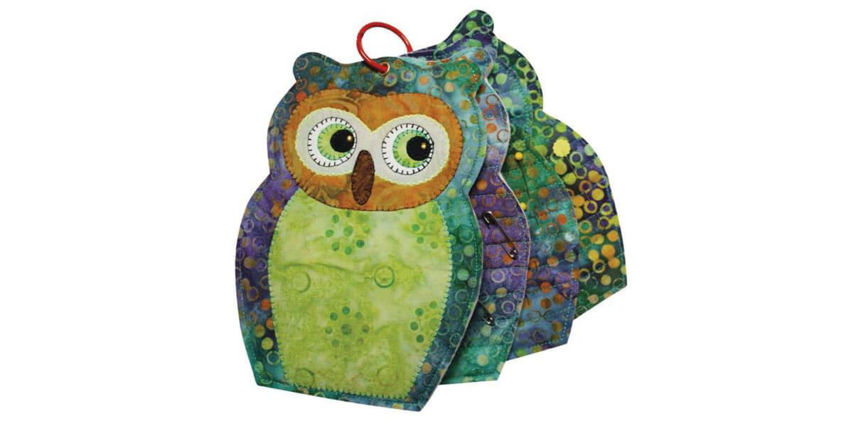 Owl Needle Keeper